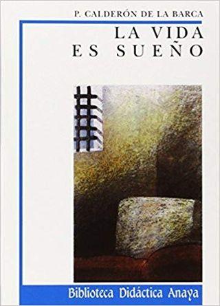 """Libro """"La vida es sueño"""" de Calderón de la Barca"""