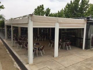 PÉRGOLA-Carpa para terraza/jardin bar/restaurante