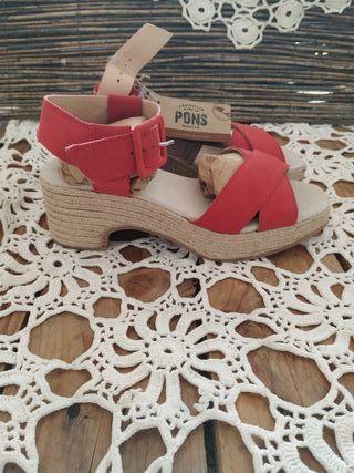 segunda Ciutadella Zapatos en de marca de de mano Menorca en 4A5RjL