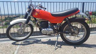 montesa cota 247 trail. 1975