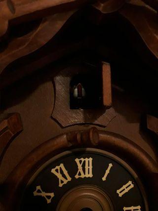 Reloj d pared