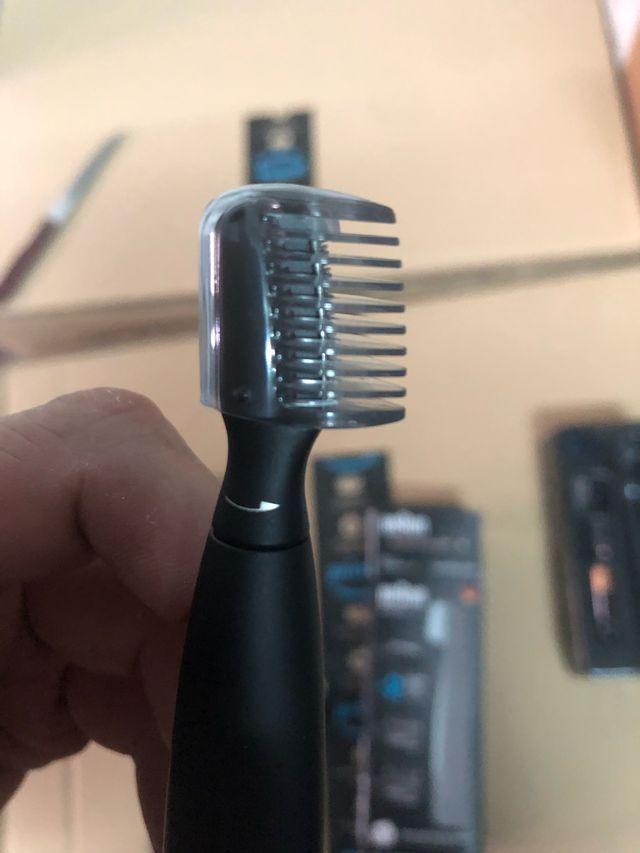 Braun PT 5010 - Recortadora de barba de precisión