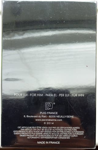 Paco Rabanne blackXS EDT