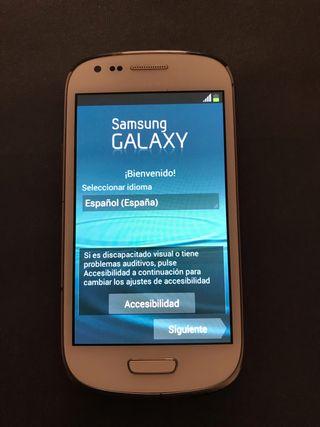 5447118a6af Galaxy Mini S3 de segunda mano en WALLAPOP