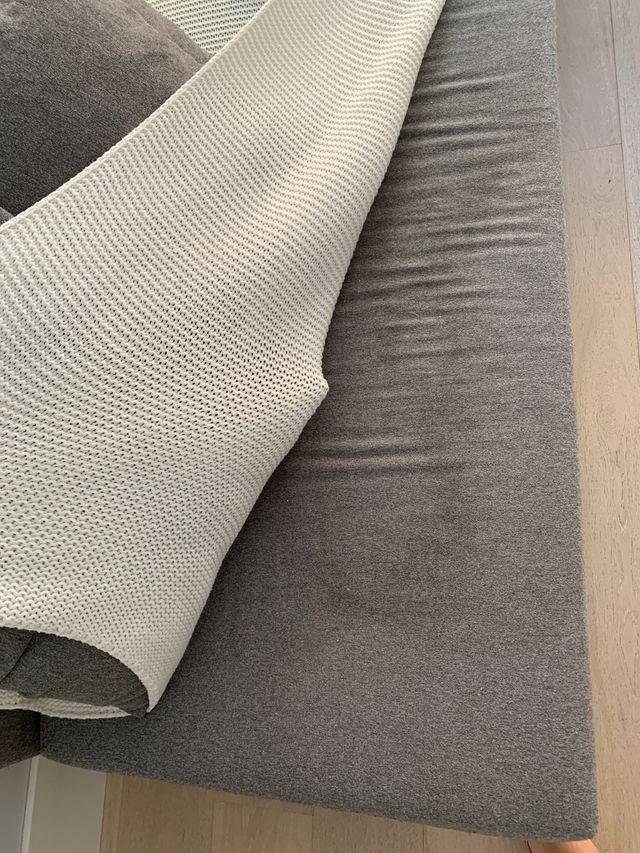 Manta Sofa Ikea.Sofa Cama De Ikea 2 Mantas De Segunda Mano Por 100 En