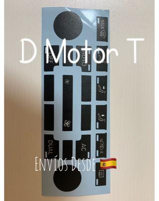 Restaurar VW mk6 Climatizador golf 6 VI