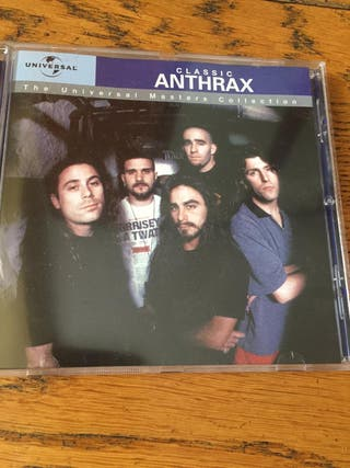 Disco Anthrax Classics