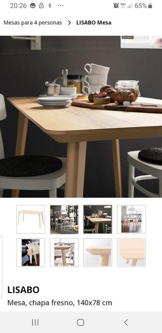 Mesa de cocina o comedor