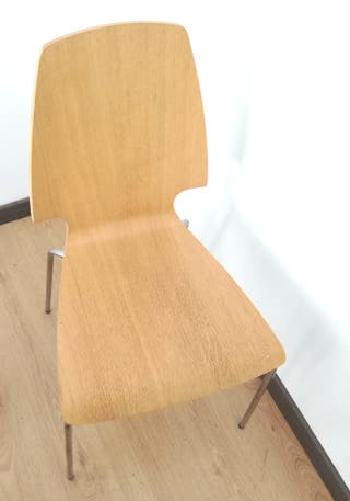 Vendo 3 sillas Ikea modelo Vilmar