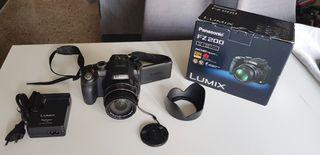 cámara Panasonic lumix FZ 200