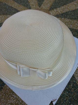 sombrero de niña
