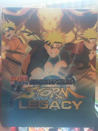 Naruto legacy Xbox one