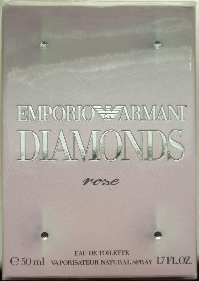 Emporio Armani Diamonds Rose EDT