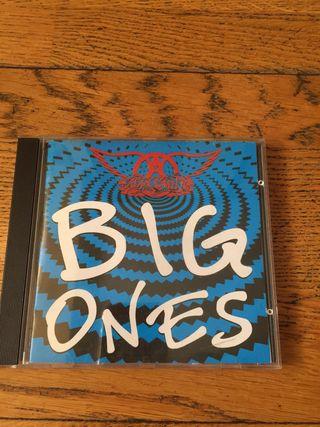 Disco Aerosmith Big Ones