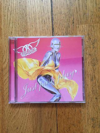 Disco Aerosmith Just Push Play