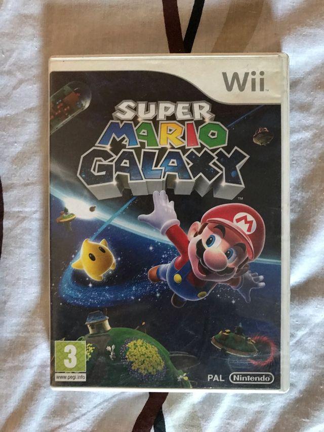 Super mario galaxy wii