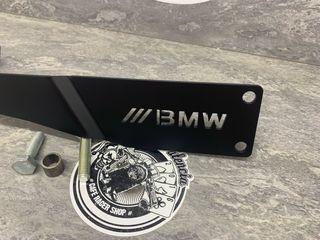 Portamatrículas café racer bmw k75 bmw k100