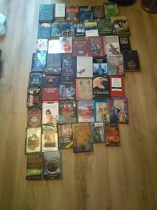 literatura juvenil y novelas de terror y aventuras