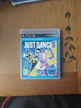 juego PS3 just dance 2016