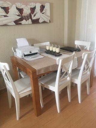 Chollo!! Mesa +silla