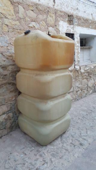 Deposito GASOIL calefaccion 750L en ALBARRACIN