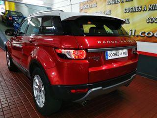 Land Rover Range Rover Evoque 2012 2.2 190cv 12M G