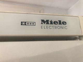 Nevera Siemens con congelador