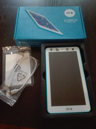 Tablet SPC Flow 7 color azul