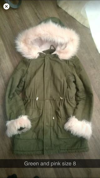 Size 8 ladies coat