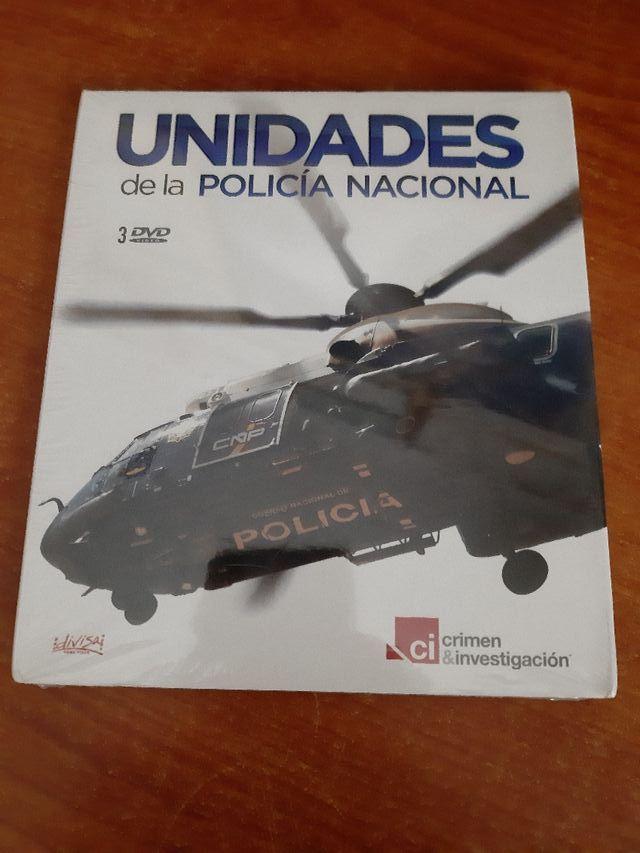 3 Dvd Unidades de la Policia (Art. Nuevo)