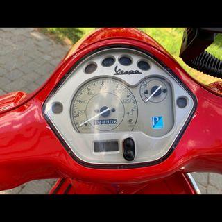 Vespa LX 125cc - 2013