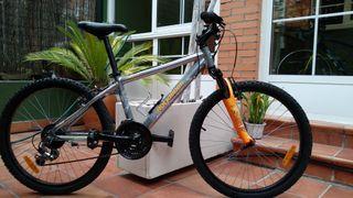 Bicicleta niño MTB