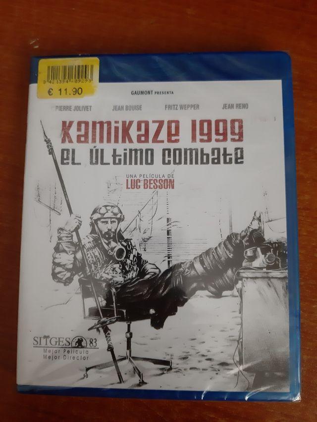 Blue Ray Kamikaze 1999 (Art. Nuevo y Precintado)