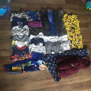1-2 years boy bundle