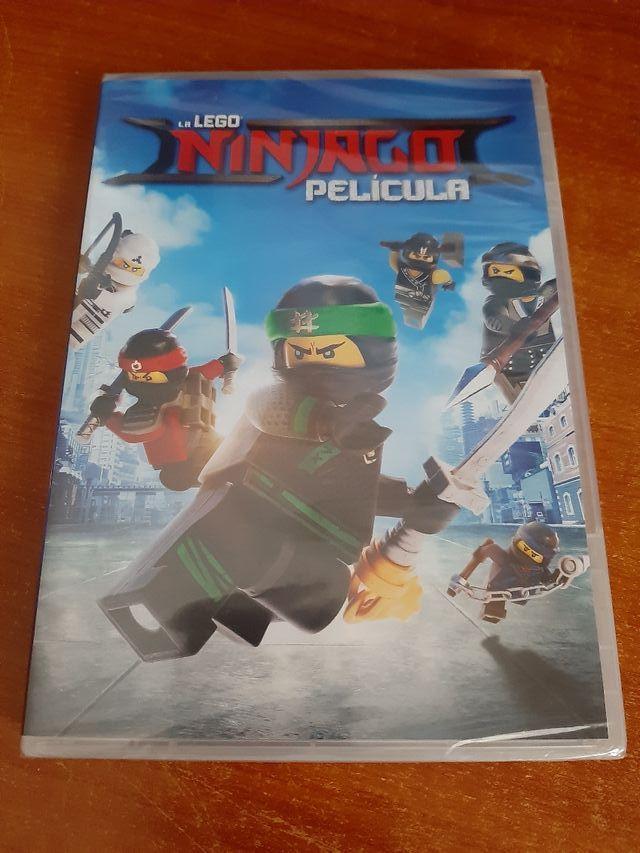 DVD La Lego Ninjago (Art. Nuevo y Precintado)