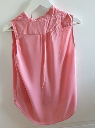 Blusa Zara rosa