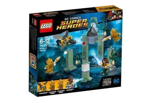 Lego Super heroes. Batalla en la Atlántida 76085
