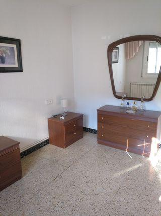 Mesitas (2), tocador y espejo