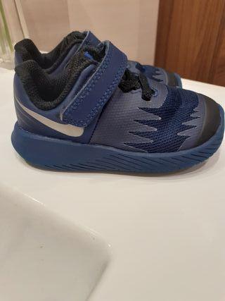 zapatillas bebé niño 21 Nike + talla 22 nike