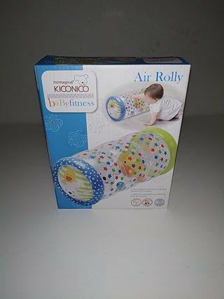 juguete gateo bebé Air rolly