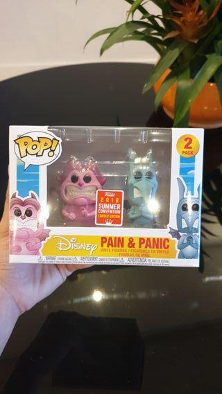 funko pain and panic