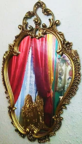 ESPEJO ANTIGUO Luis XV,3.