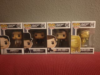 funkopop james bond