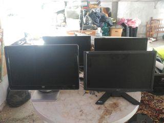 lote de monitores