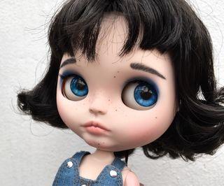 Muñeca Blythe custom doll
