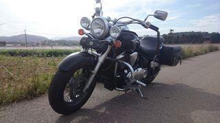 Moto Custom Kawasaki Vulcan 900 Classic