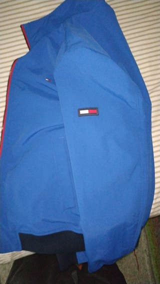 chaqueta bomber Tommy Hilfiger original