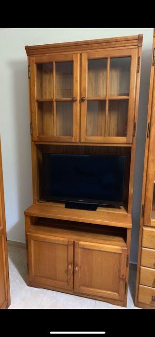 Mueble tv / estantería salón