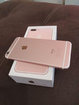 48702896025 Iphone 6 rosa de segunda mano en Valencia en WALLAPOP