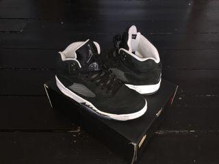 Nike Air Jordan Retro 5 'Oreo'